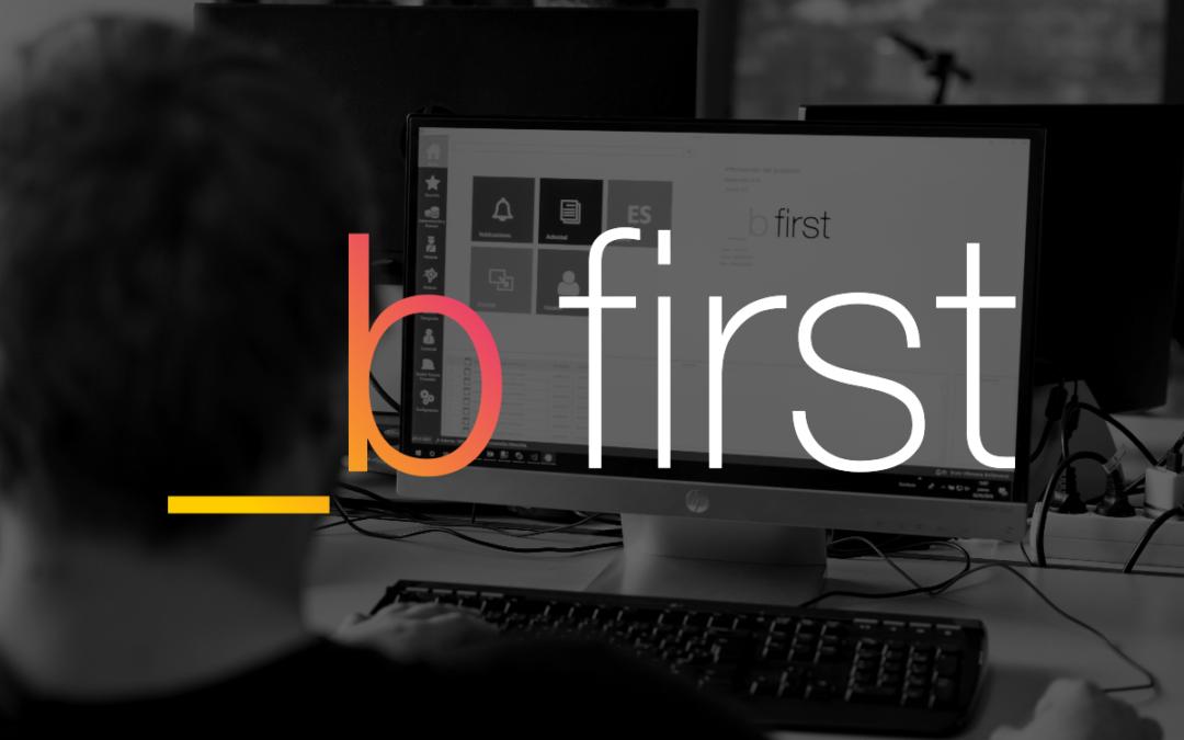 Empezando con _b first